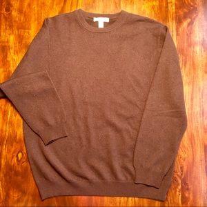 Turnbury 100% Cashmere Men's Sweater